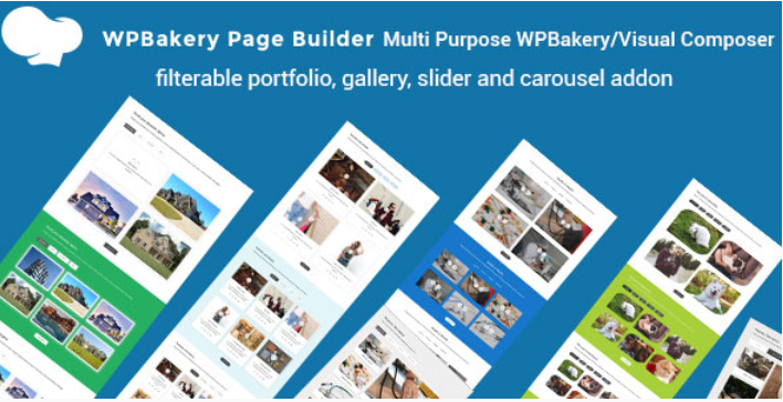 Mp portfolio wpbakery visual composer filterable portfolio gallery slider and carousel addon