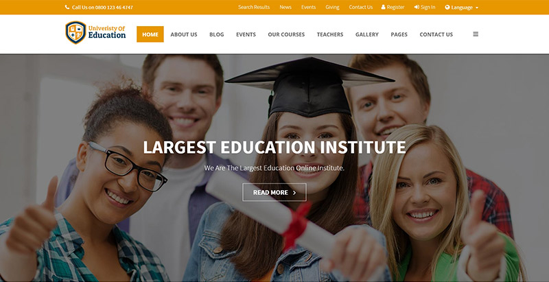 10 thèmes WordPress pour créer un site Web éducatif