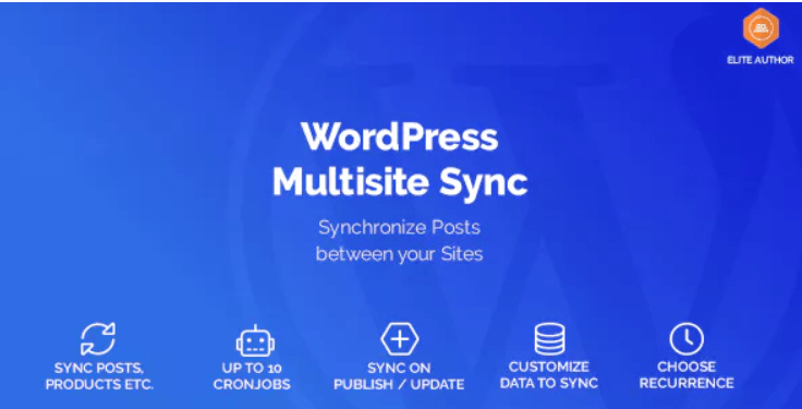 Wordpress Multisite Sync