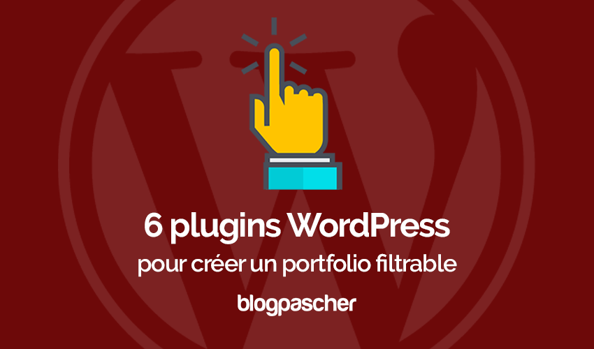 Plugins Wordpress Creer Portfolio Filtrable 1