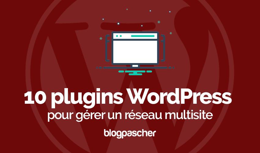 Wordpress 플러그인은 다중 사이트 네트워크를 관리합니다.