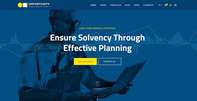 modèles de site Web de compagnies d'assurance téléchargement gratuit