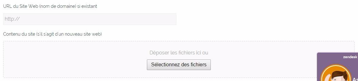 Presentación de la nueva costumbre formulario de pedido BlogPasCher ...