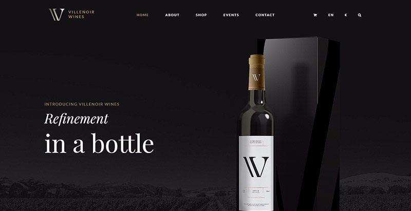 10 thèmes WordPress pour créer un site Web de vente de vins