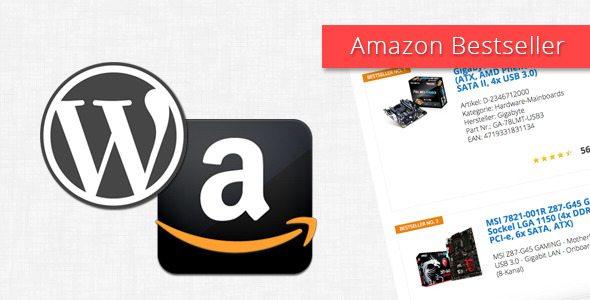 amazon-éxito de ventas-plugin-wordpress-a-afiliados | BlogPasCher