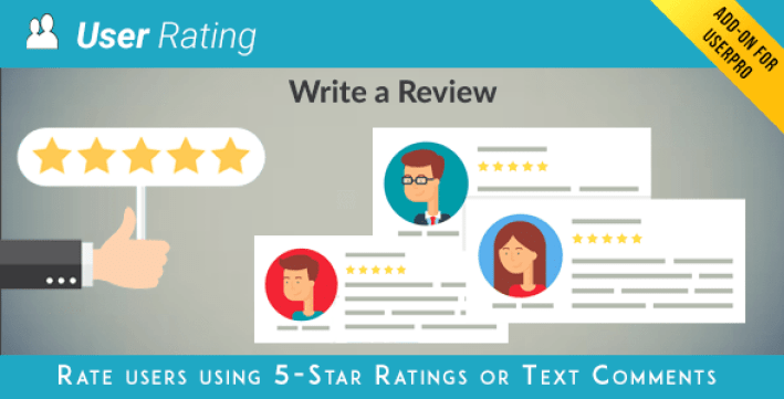 User rating plugin wordpress pour commentaire
