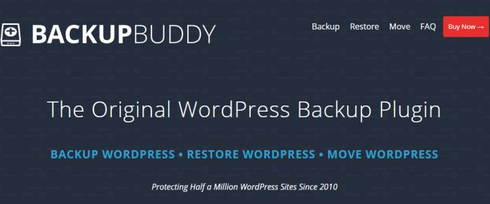 Backupbuddy plugin sao lưu wordpress của ithemes