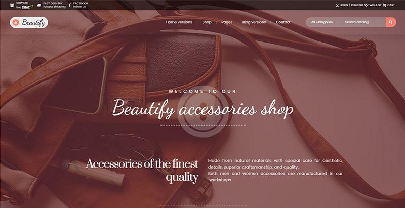 f35f29996 Como o tema WordPress anterior, ele também é baseado no pacote de plugins  WooCommerce, que trará novos processos para criar e gerenciar sua loja sem  ...
