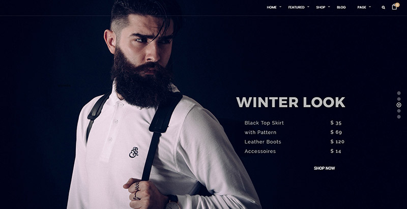 Soul themes wordpress creer site ecommerce mode fashion vetement chaussure lingerie