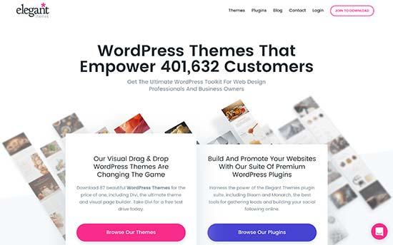 5 fuentes donde se pueden encontrar temas de WordPress | BlogPasCher