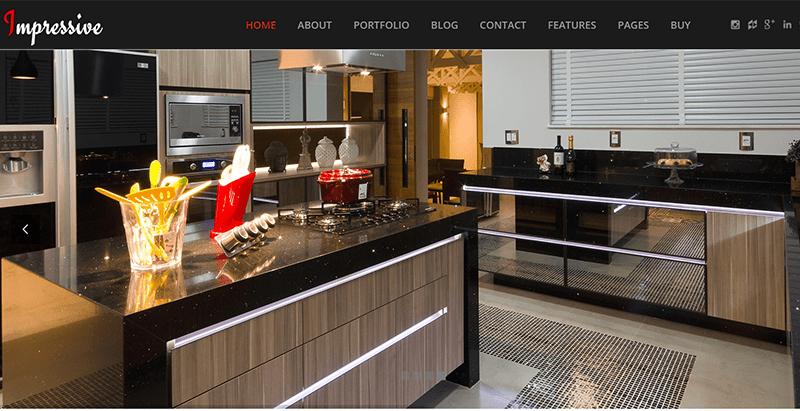 Latest grazie alla qualit superiore e ai dettagli di questo tema il vostro sito convincere - Decoratore d interni ...