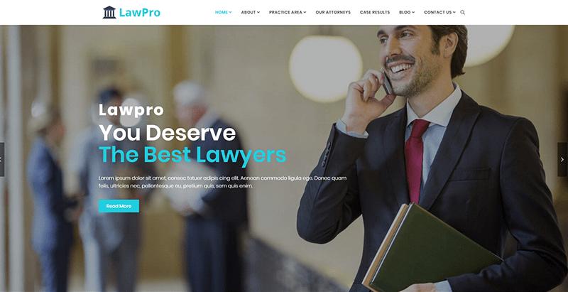 Lawpro themes wordpress создать сайт юридическая фирма юрист юридическая консультация