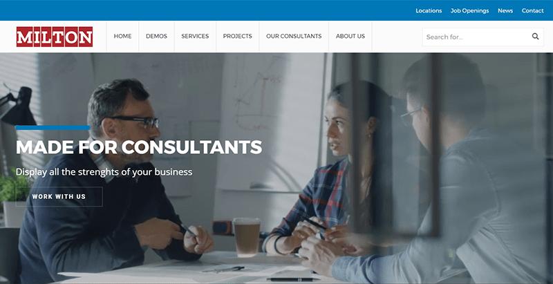 10 Thèmes WordPress Pour Créer Le Site Web D'une Compagnie D'assurance