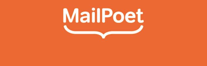 Newsletters mailpoet plugin