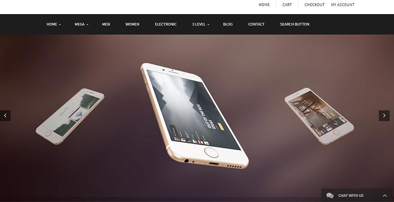 Taberna themes wordpress creer site web ecommerce woocommerce vente en ligne