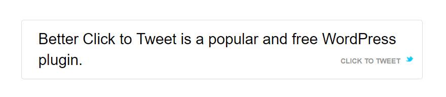 Ajouter des boutons de partage de citation sur wordpress