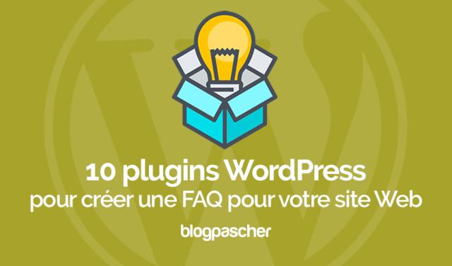 Complementos de 10 WordPress para crear preguntas frecuentes sobre ...