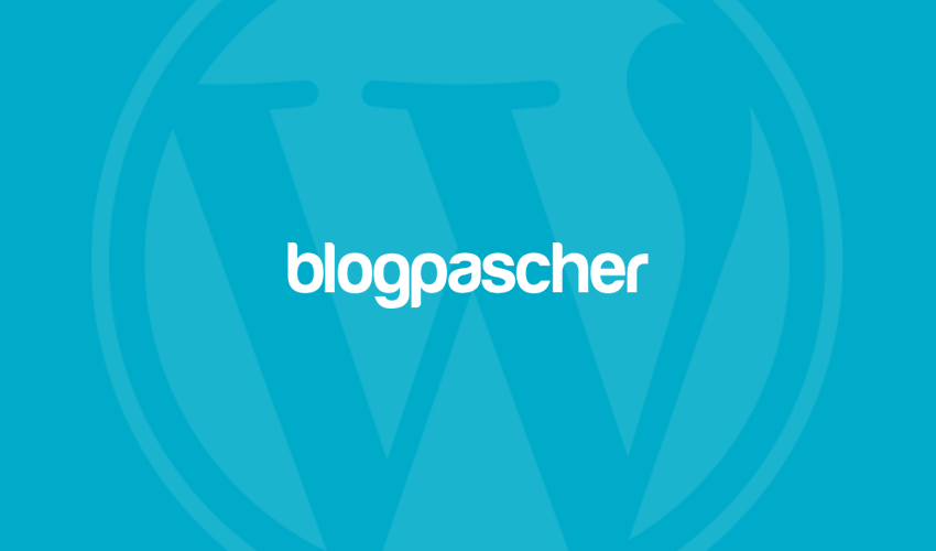 Självstudietema-plugin Wordpress Blogpascher Pro