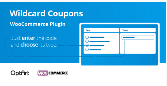 Kupon wildcard plugin woocommerce