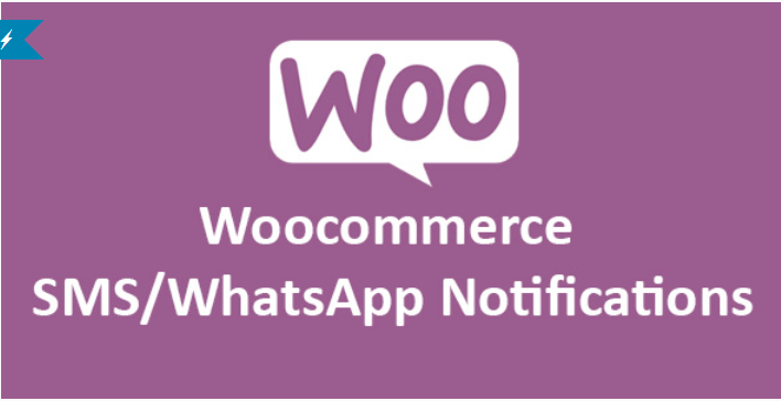 Woocommerce sms whatsapp notifications