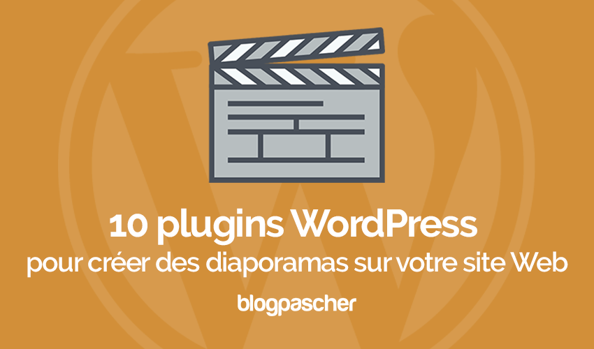 Plugins Wordpress Creer Diaporamas Slides Site Web
