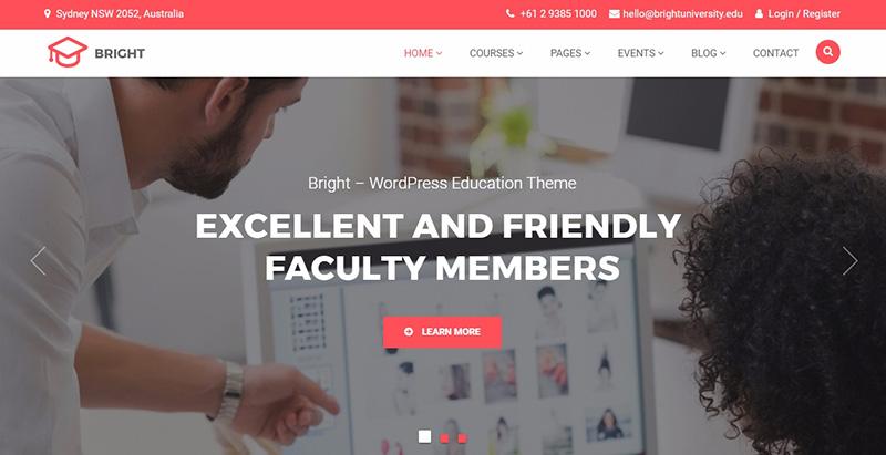 10 thèmes WordPress pour créer un site Internet de e-learning