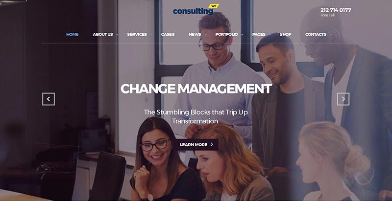 Beratung wp Themen WordPress erstellen Website Unternehmen Agentur Startup sme