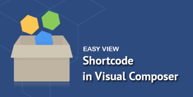 Easy view shortcode
