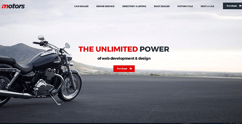 Motors themes wordpress creer site e commerce boutique en ligne achat vente