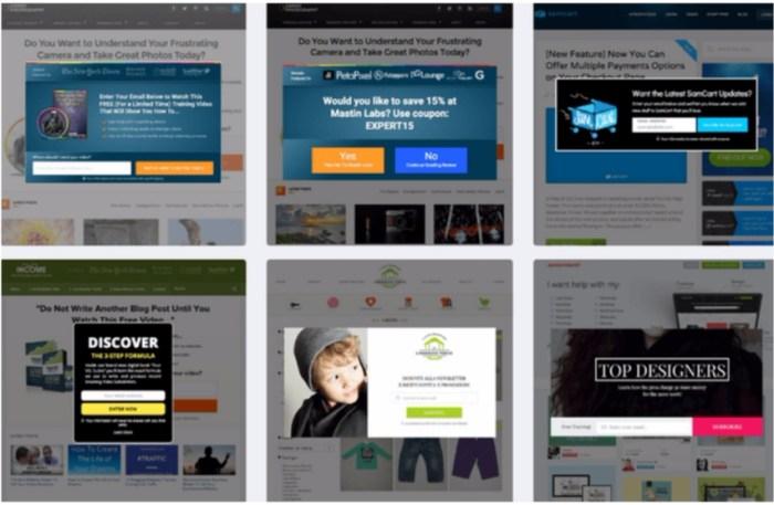 Complementos de 9 WordPress para crear poderosas listas de correo ...
