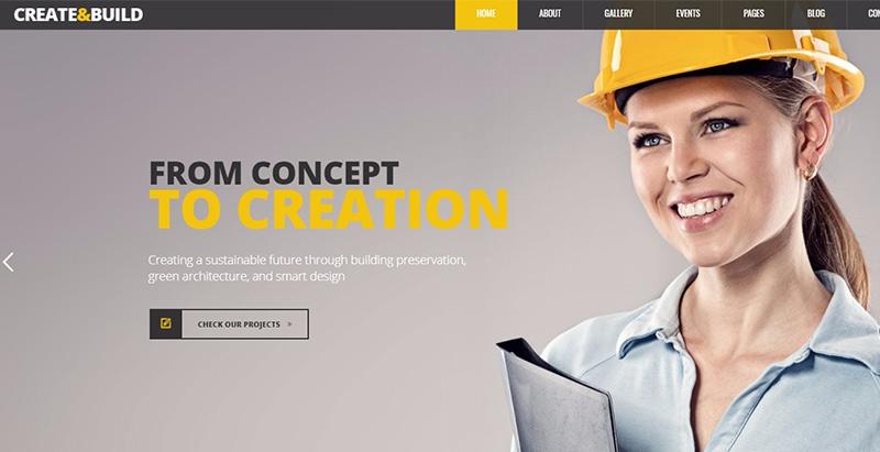 10 thèmes WordPress pour créer un site internet d'entreprise