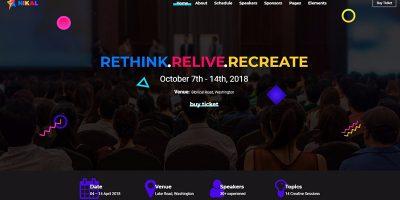 10 Thèmes WordPress Pour Créer Un Site Internet D'agence évènementielle