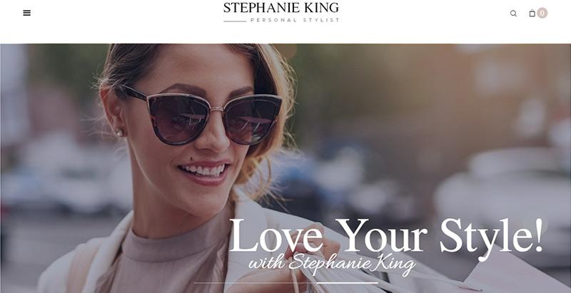 S king themes wordpress creer site web top model mode