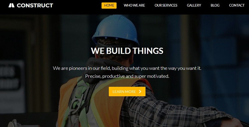 Total themes wordpress creer site internet entreprise startup pme