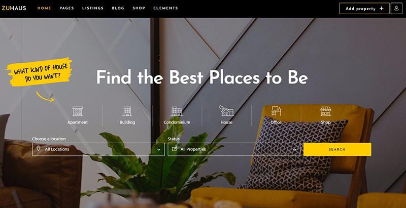 Temas de 10 WordPress para crear un sitio web de agencia ...