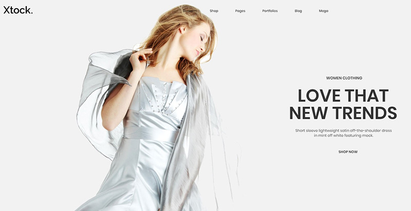 Xtocky themes wordpress creer boutique ligne ecommerce achat vente en ligne