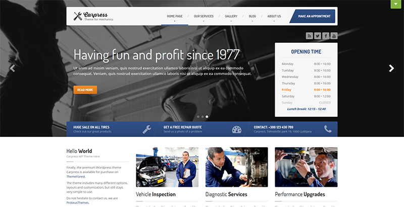 CarPress-themes-wordpress-create-site-web-sale-purchase-cars ...