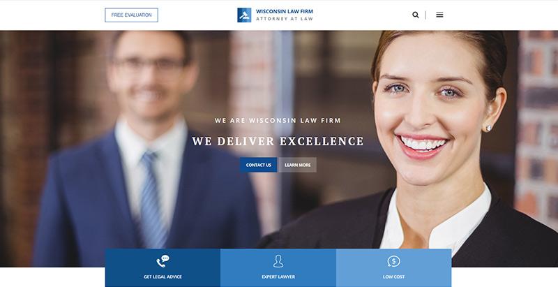 Wisconsin themes wordpress creer site web pme entreprise startup