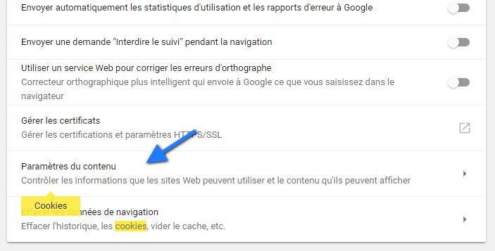accéder aux parametres de cookies Google chrome.jpeg