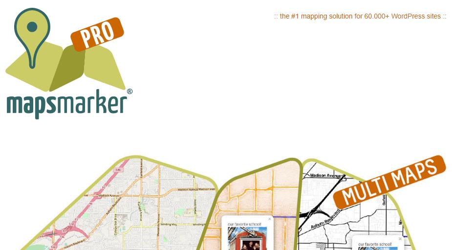 Utiliser map maker pro