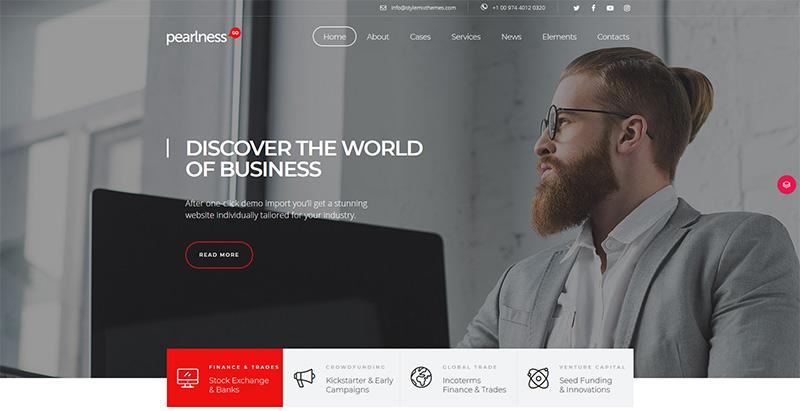 Temas de 10 WordPress para crear el sitio web de su PYME | BlogPasCher