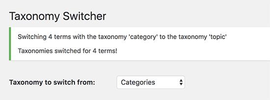 message de réussite taxonomy switcher.png