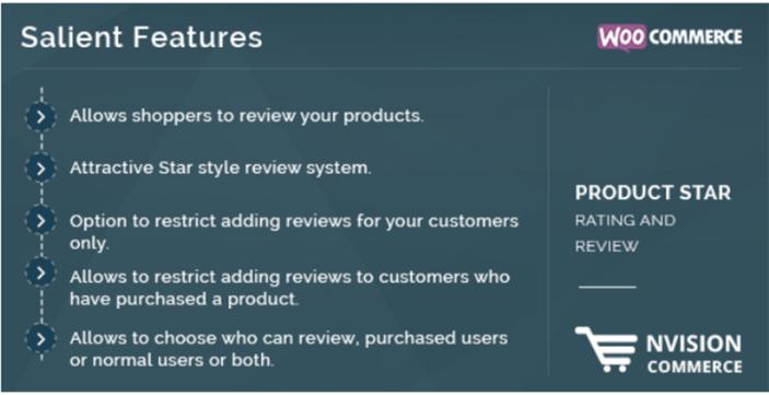 1e94c20084db Questo è un plugin per WordPress fatto per WooCommerce. La classificazione  e la valutazione dei prodotti WooCommerce consente agli acquirenti di  lasciare ...