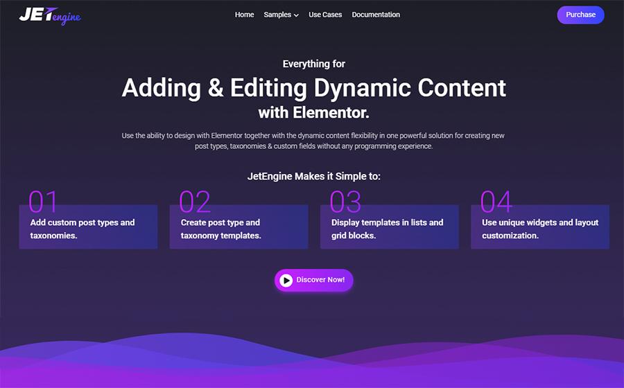 JetEngine - Adicionando & Editando Conteúdo Dinâmico com o Plugin Elementor do WordPress