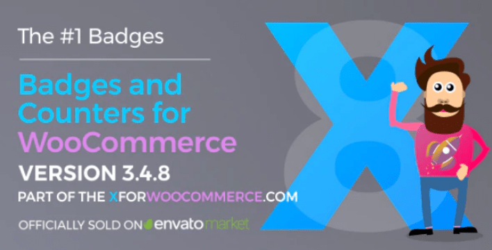 plugins WordPress pour ajouter des badges sur votre site Web - Improved sale badges for woocommerce