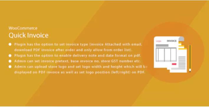 Wordpress woocommerce hóa đơn nhanh pdf