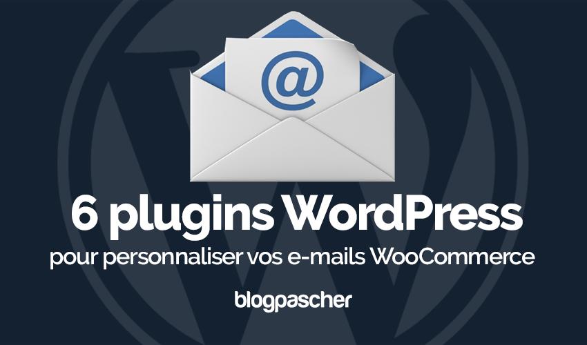 Plugin Wordpress Personnaliser E Mails Woocommerce