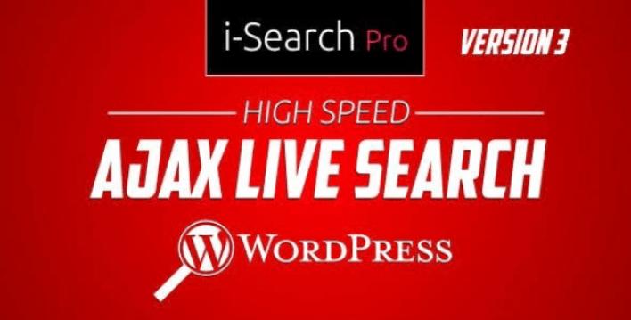 I search pro ultimate live search plugin wordpress