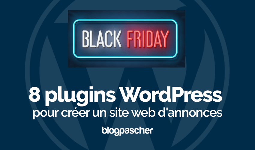 Plugins Wordpress Creer Site Annonces