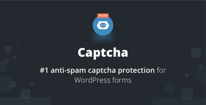 Plug-in captcha plus wordpress